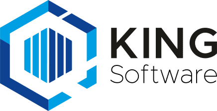 Logo van KING Software